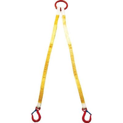 大洋製器工業:大洋 2本吊 インカリフティングスリング 5t用×1.5m 2ILS 5TX1.5 型式:2ILS 5TX1.5