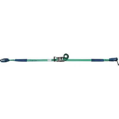アンクラジャパン:allsafe ベルト荷締機 ステンレス製ラチェット式しぼり35仕様(中荷重) SR3I14 型式:SR3I14