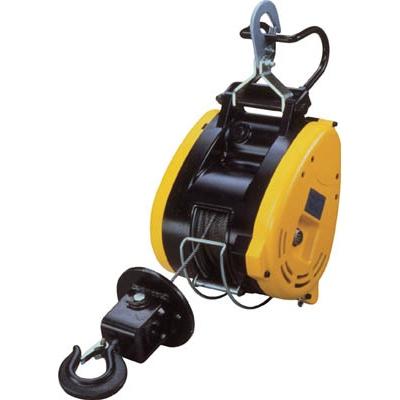 リョービ販売:リョービ 電動小型ウインチ 130kg WI-125-21 型式:WI-125-21