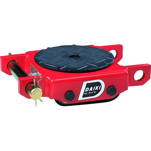 ダイキ:ダイキ スピードローラー低床型ウレタン車輪1ton DUW-1P 型式:DUW-1P