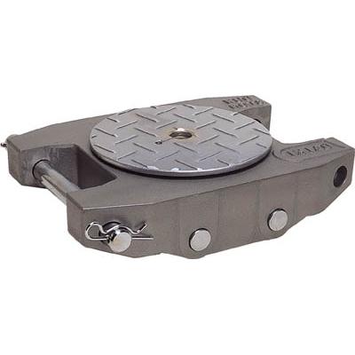 スピードローラーアルミダブル型ウレタン車輪5t AL-DUW-5 型式:AL-DUW-5 ダイキ:ダイキ