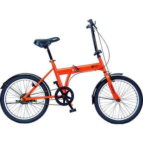 トラスコ中山:TRUSCO 災害時用ノーパンク自転車 ハザードランナー 20インチ THR5520 型式:THR5520
