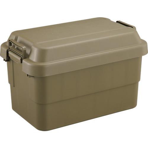 作業用品 工具箱 パーツケース 道具箱 トラスコ中山:TRUSCO トランクカーゴ 型式:ODC-50 OD色 爆買い新作 現金特価 50L ODC-50