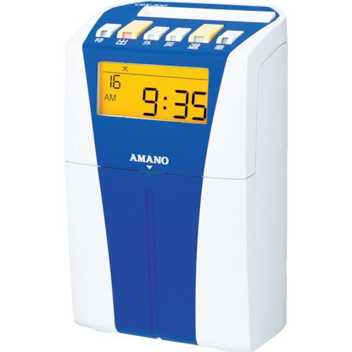 アマノ:アマノ 電子タイムレコーダー(ブルー) CRX-200 型式:CRX-200