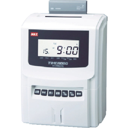 マックス:MAX PCリンクタイムレコーダ ER-231S2/PC 型式:ER-231S2/PC