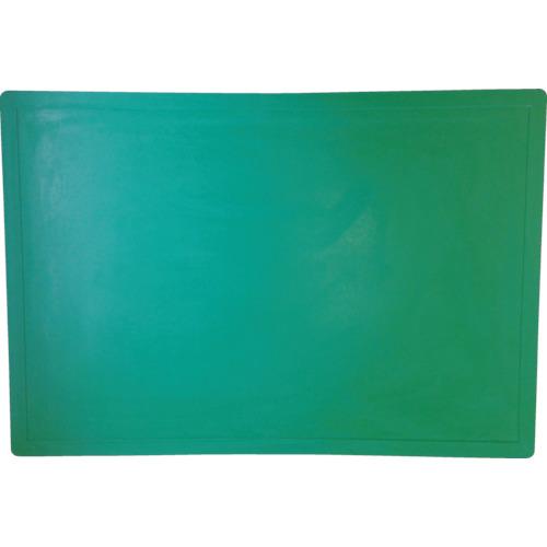 トラスコ中山:TRUSCO 粘着マットフレーム 600X900用 グリーン CM6090-BASE-GN 型式:CM6090-BASE-GN