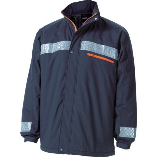 トラスコ中山:TRUSCO 暖かブルゾン Mサイズ ブラック TATBB-M-BK 型式:TATBB-M-BK