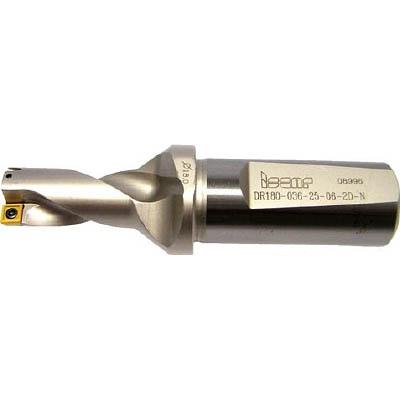 イスカルジャパン:イスカル DRドリル用ホルダー DR200-080-25-06-4D-N 型式:DR200-080-25-06-4D-N