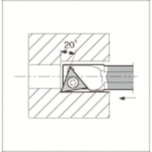 京セラ:京セラ 内径加工用ホルダ C08X-STXPR08-09 型式:C08X-STXPR08-09