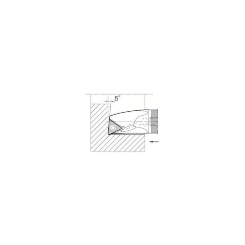 京セラ:京セラ 内径加工用ホルダ E12Q-STLPR11-14A-1/2 型式:E12Q-STLPR11-14A-1/2