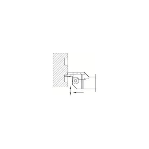 京セラ:京セラ 溝入れ用ホルダ KGDFL2525X50-4BS 型式:KGDFL2525X50-4BS