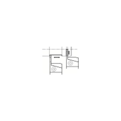 京セラ:京セラ 溝入れ用ホルダ KGMR2020K-4T20 型式:KGMR2020K-4T20