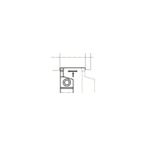 京セラ:京セラ 溝入れ用ホルダ KGML2020K-3 型式:KGML2020K-3