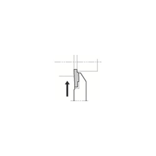 京セラ:京セラ 溝入れ用ホルダ KTGFR1616JX-16F 型式:KTGFR1616JX-16F