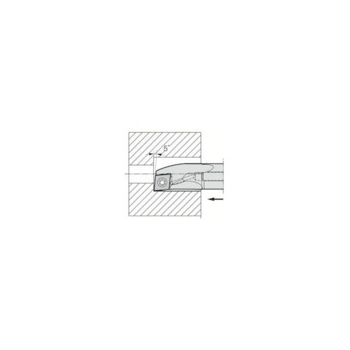 京セラ:京セラ 内径加工用ホルダ S10H-SCLCR04-08AE 型式:S10H-SCLCR04-08AE
