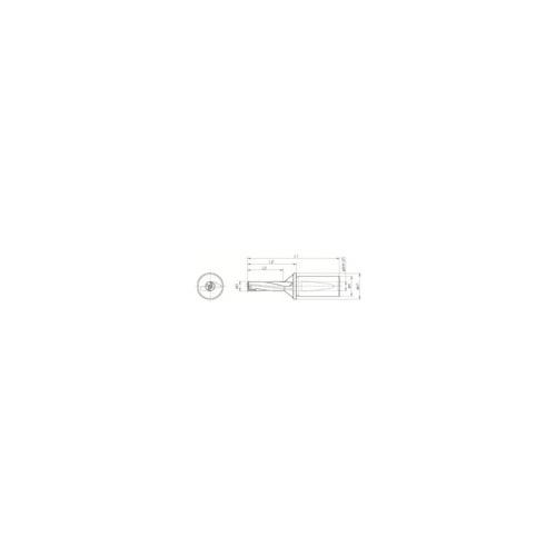 京セラ:京セラ ドリル用ホルダ S20-DRS11038 型式:S20-DRS11038