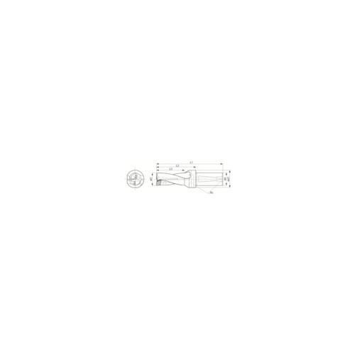 京セラ:京セラ ドリル用ホルダ S25-DRZ215430-08 型式:S25-DRZ215430-08