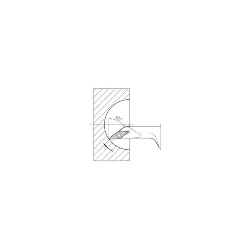 京セラ:京セラ 内径加工用ホルダ S32S-SVJBR16-40A 型式:S32S-SVJBR16-40A