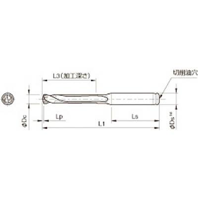 京セラ:京セラ ドリル用ホルダ SS18-DRC160M-5 型式:SS18-DRC160M-5