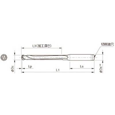 [宅送] ドリル用ホルダ SS20-DRC180M-8 京セラ:京セラ 型式:SS20-DRC180M-8:配管部品 店-DIY・工具