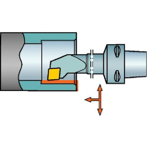 サンドビック:サンドビック コロマントキャプト コロターン107用カッティングヘッド C4-SCLCL-11070-09 型式:C4-SCLCL-11070-09