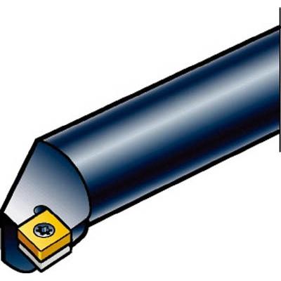 サンドビック:サンドビック コロターン107 ポジチップ用超硬ボーリングバイト E12Q-SCLCR 06-R 型式:E12Q-SCLCR 06-R