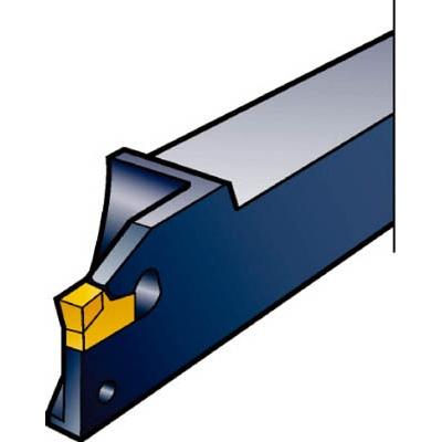 サンドビック:サンドビック T-Max Q-カット 突切り・溝入れ用シャンクバイト R151.20-2020-30 型式:R151.20-2020-30