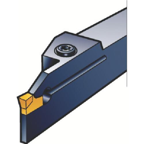 サンドビック:サンドビック T-Max Q-カット 突切り・溝入れシャンクバイト RF151.23-2525-25M1 型式:RF151.23-2525-25M1