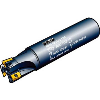 サンドビック:サンドビック コロミル390エンドミル R390-040A32-17M 型式:R390-040A32-17M