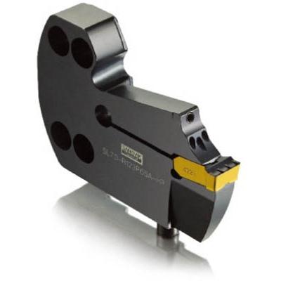 サンドビック:サンドビック コロターンSL70 溝入れ用HPカッティングヘッド SL70-L123L50A-HP 型式:SL70-L123L50A-HP