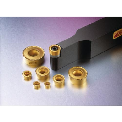 サンドビック:サンドビック コロターン107 ポジチップ用シャンクバイト SRDCN 2020K 10-A 型式:SRDCN 2020K 10-A
