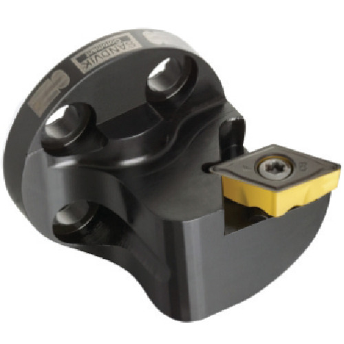 サンドビック:サンドビック コロターンTR コロターンSL用570カッティングヘッド TR-SL-D13UCR-40 型式:TR-SL-D13UCR-40