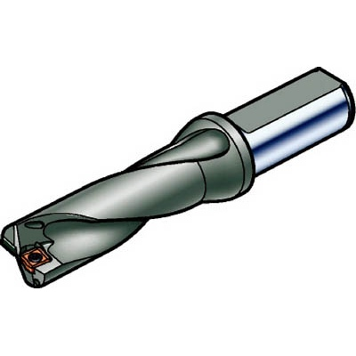 サンドビック:サンドビック スーパーUドリル 円筒シャンク 880-D2100L25-03 型式:880-D2100L25-03