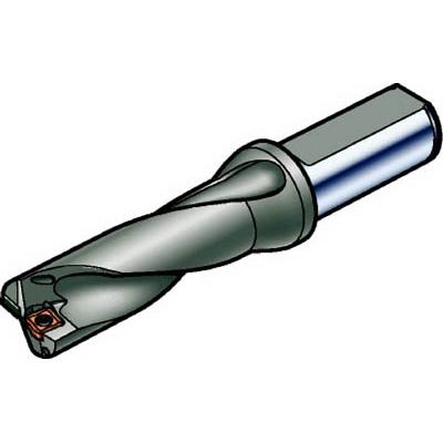 サンドビック:サンドビック スーパーUドリル 円筒シャンク 880-D6100L40-02 型式:880-D6100L40-02