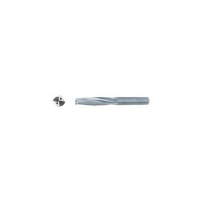 三菱マテリアルツールズ:三菱 超硬ドリル スーパーバニッシュドリル アルミ・鋳鉄用 内部給油形 HTI10 MAS1200MB HTI10 型式:MAS1200MB HTI10