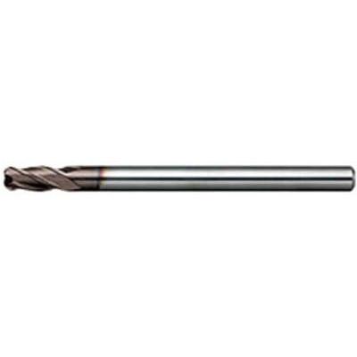 日進工具:NS 無限コーティング ラジアスEM MSRS430 Φ6XR0.3 MSRS430 6XR0.3 型式:MSRS430 6XR0.3