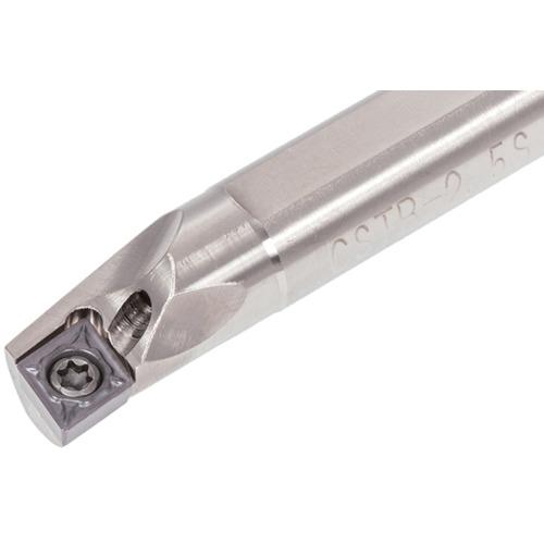 タンガロイ:タンガロイ 内径用TACバイト E08G-SCLCR06-D100 型式:E08G-SCLCR06-D100