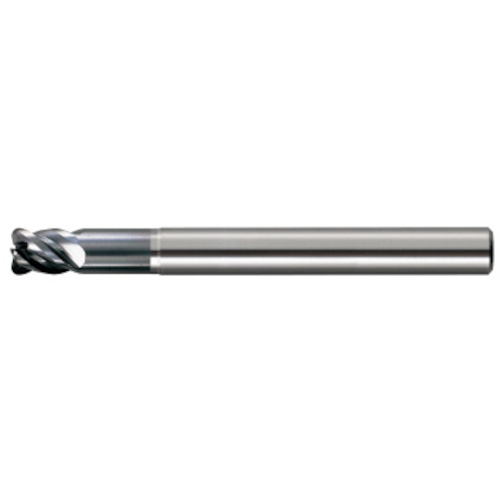 ユニオンツール:ユニオンツール 超硬エンドミル ラジアス φ6×コーナR1.5 CRRS4060-15-18 型式:CRRS4060-15-18