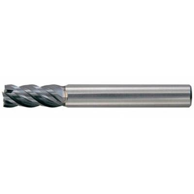 ユニオンツール:ユニオンツール 超硬エンドミル スクエア φ16×刃長32 CZS 4160-3200 型式:CZS 4160-3200