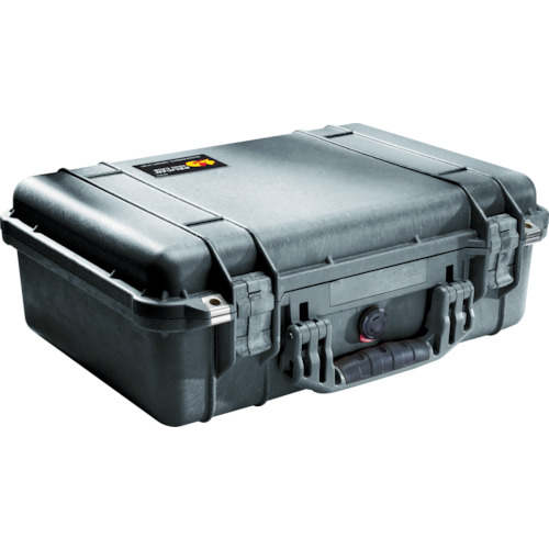 PELICAN PRODUCTS:PELICAN 1500 (フォームなし)黒 470×357×176 1500NFBK 型式:1500NFBK
