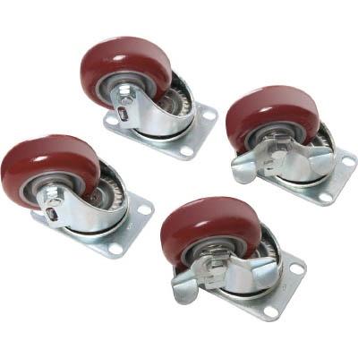 PELICAN PRODUCTS:PELICAN 0350/0370共用キャスターセット 0357 型式:0357