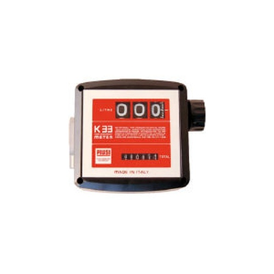 アクアシステム:アクアシステム 灯油・軽油用 大型流量計 (接続G1) MK33-25D 型式:MK33-25D