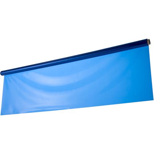 トラスコ中山:TRUSCO 溶接遮光シートのみ 0.35TXW2050XH5000 青 A-3-25-B 型式:A-3-25-B