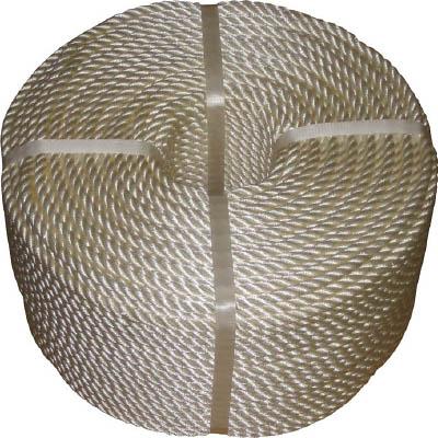 高木綱業:高木 JISナイロンロープ 12.0mm×200m 36-7407 型式:36-7407