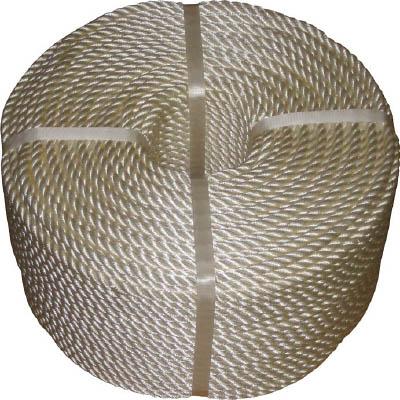 高木綱業:高木 JISナイロンロープ 9.0mm×200m 36-7405 型式:36-7405