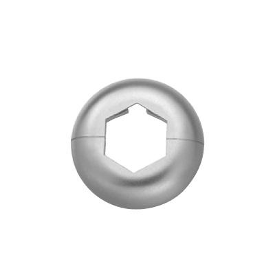 ガス用配管器具 在庫一掃売り切りセール ガス栓 ガス栓用部材 光陽産業:割座金 価格 クロムめっき 型式:G50V 割座金