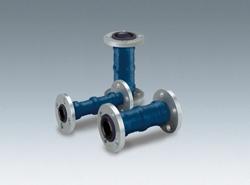 TOZEN:ピュアジョイント 水道法基準適合タイプ SS400製フランジタイプ 型式:TZ-PURE125