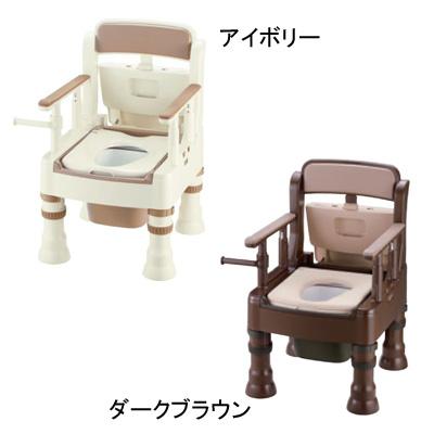 リッチェル:ポータブルトイレ きらく Mシリーズ(MH型) 型式:45621