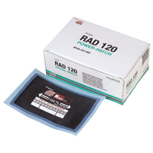 チップトップジャパン:RADパッチ 型式:RAD 140TL(1セット:10枚入)