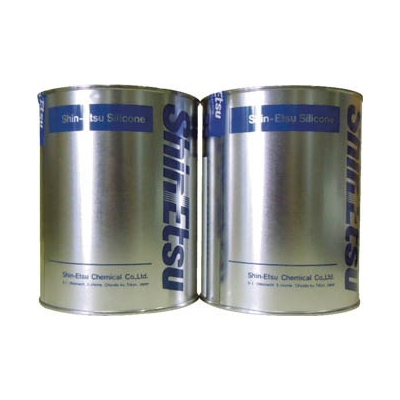 信越化学工業:信越 速硬化RTVパテ AB2kg KE1222AB 型式:KE1222AB
